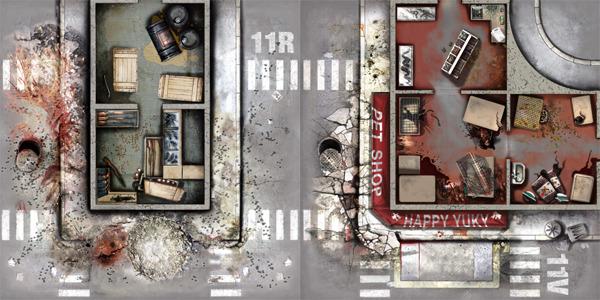 Kickstarter 3 Dalle 11 Zombicide Fan Site