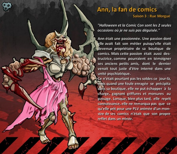 Ann, la Fan de comics