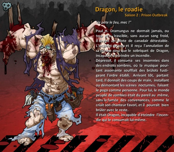 Dragon, le Roadie